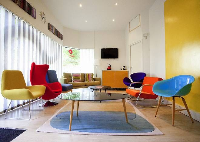 Les plus beaux bureaux d entreprise du mois de novembre for Bureau entreprise
