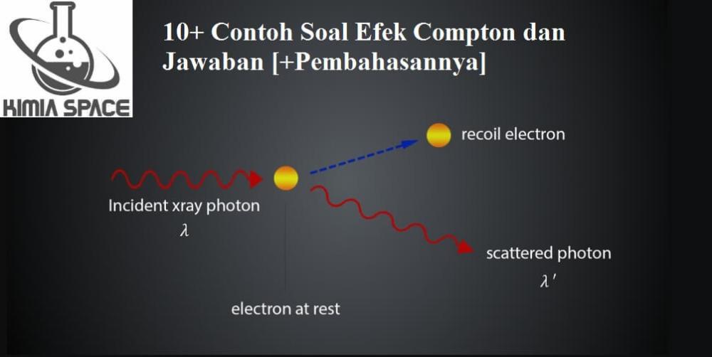10 Contoh Soal Efek Compton Dan Jawaban Pembahasannya Teori Relativitas Fisika Google Drive