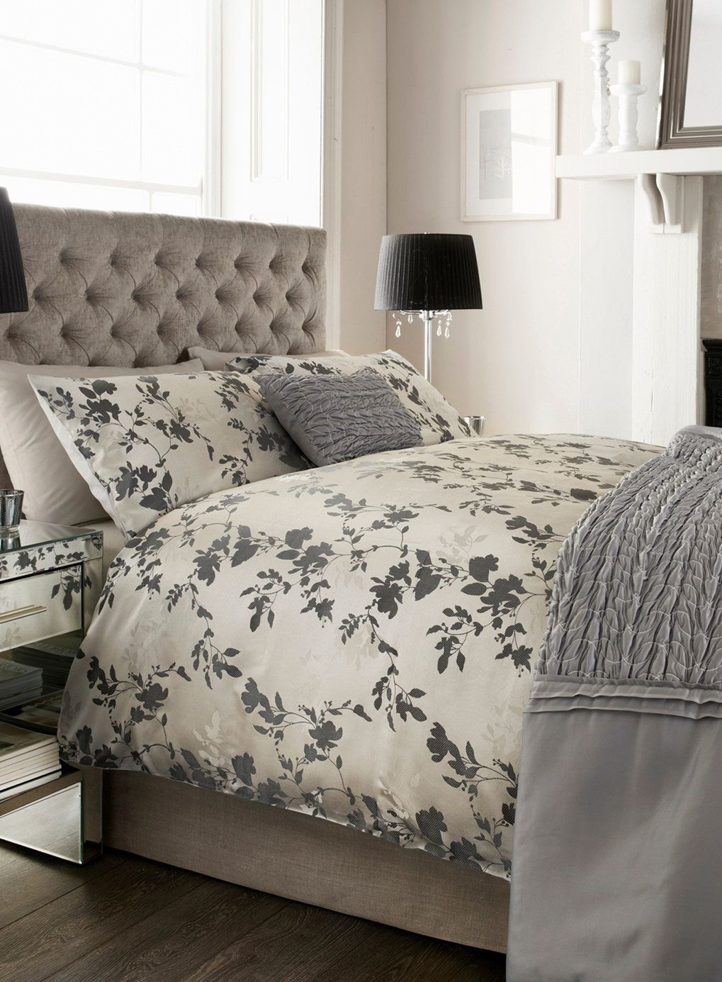 Jeff Banks Raven Bedding Set Bhs