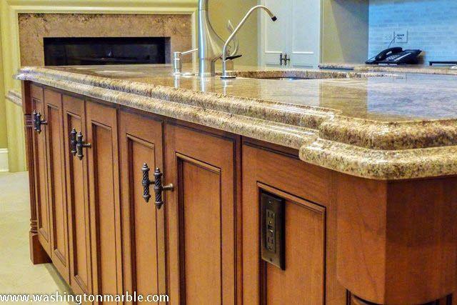 2 Cm (Double Thickness)   Granite Countertop Edges