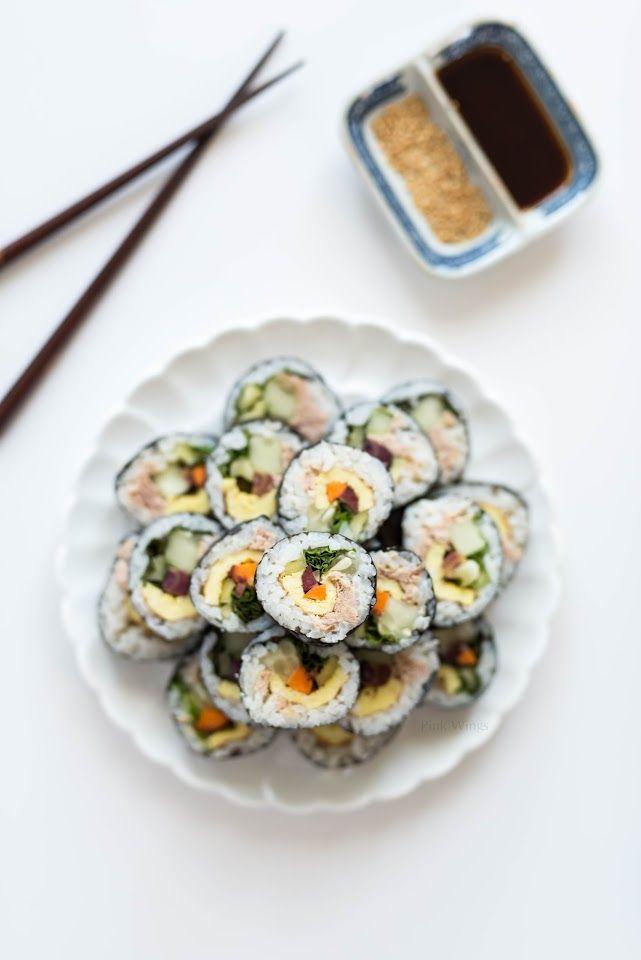 Tuna kimbap recipe korean food blogger asian sushi healthy tuna kimbap recipe korean food blogger asian sushi healthy veggie wraps forumfinder Gallery
