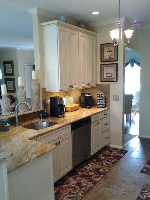 Love The Granite Countertops!! Designed By Solid Image In Laurel,Delaware