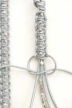 Photo of Leather bracelet DIY … again – Leather bracelet DIY … again – #DIY #jewelrybisut …