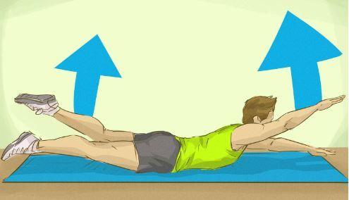 4 exercices rapides pour éliminer la graisse au niveau des bras et du dos
