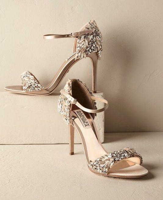 ddbd2afb722 Featured Shoes  BHLDN  Wedding shoes idea.