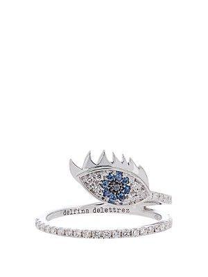 Diamond, sapphire