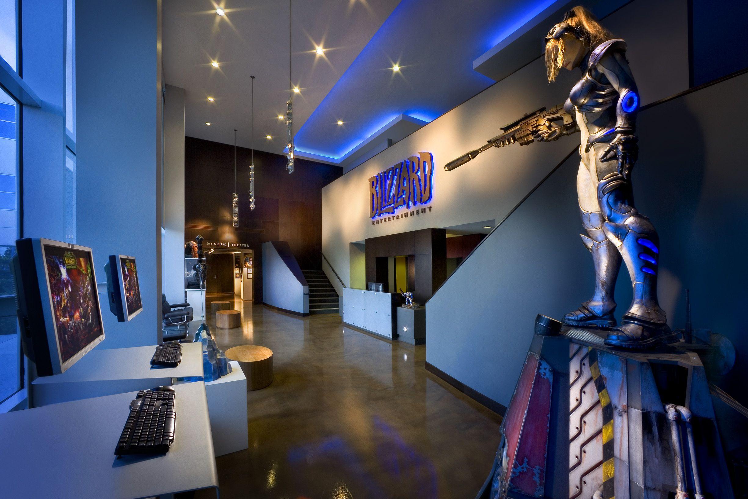 Blizzard Entertainment Lpa Inc Uvolnenie Ssha Ofis