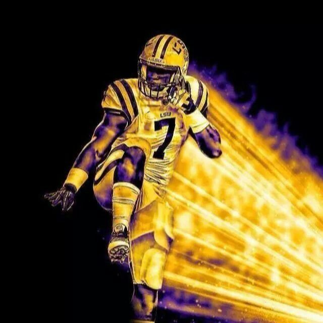 Leonard Fournette Lsu Buganation Lsu Tigers Football Lsu Lsu Tigers
