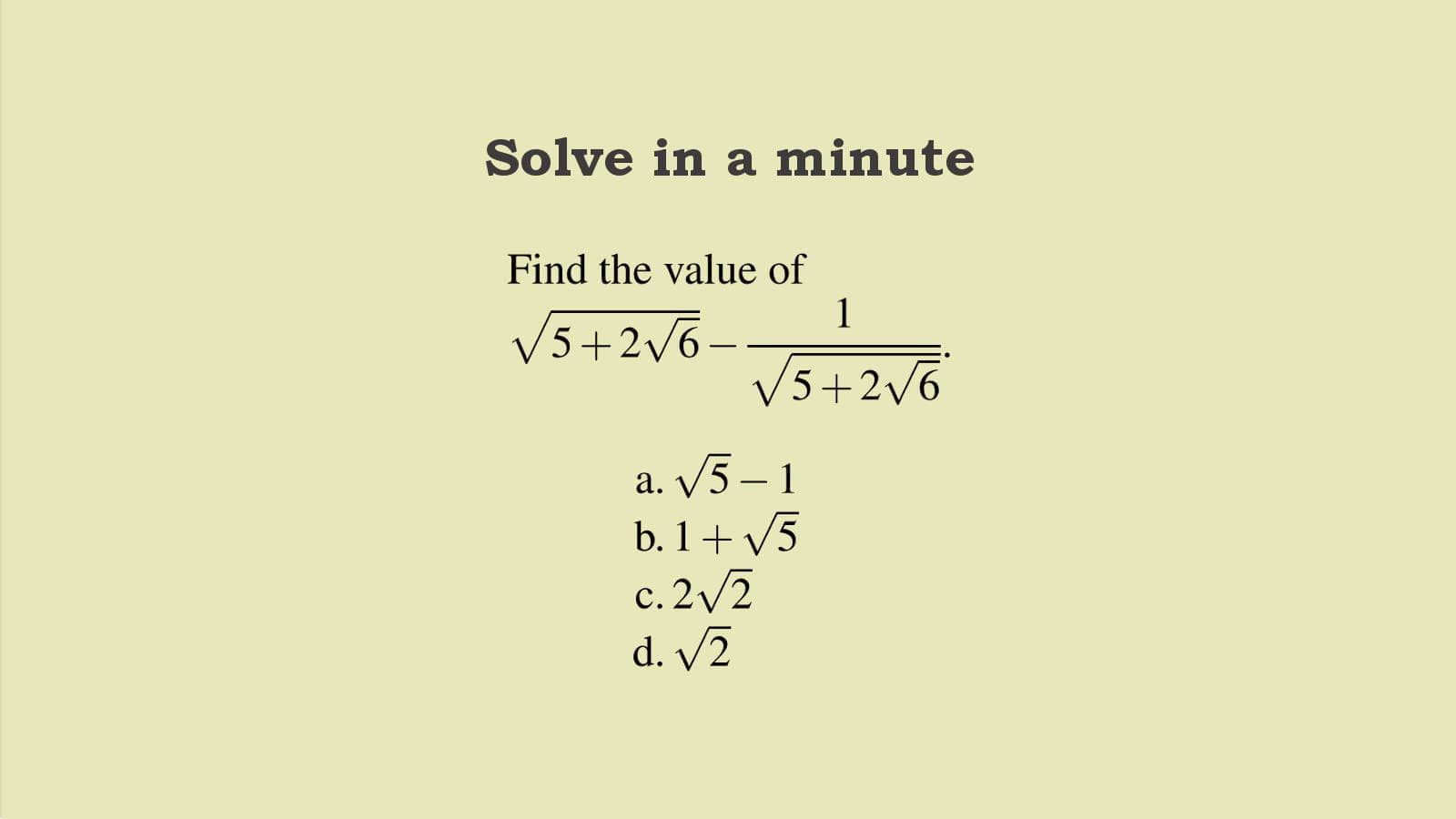 Pin By Suresolv On Tutorials In Basic Maths Concepts Techniques In 2020 Basic Math Solving Math Questions [ 900 x 1600 Pixel ]