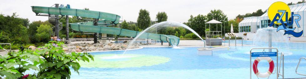 Swimming Pool Freizeitbad Azur (RamsteinMiesenbach