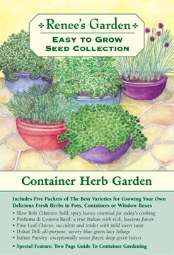 Delicieux Reneeu0027s Garden Seeds  Easy To Grow From Seed Collections For Beginner  Vegetable Gardeners