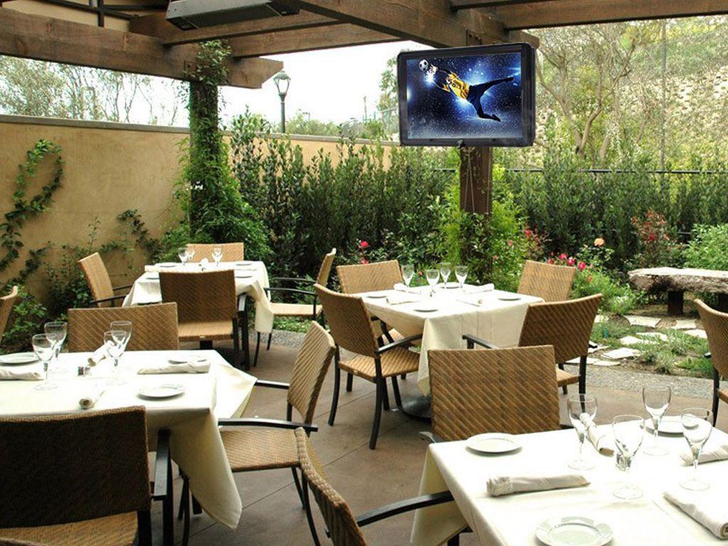 Buy   Waterproof And Vandal Resistant Outdoor TV Enclosure   TV Shield |  BuyCleverStuff Www.