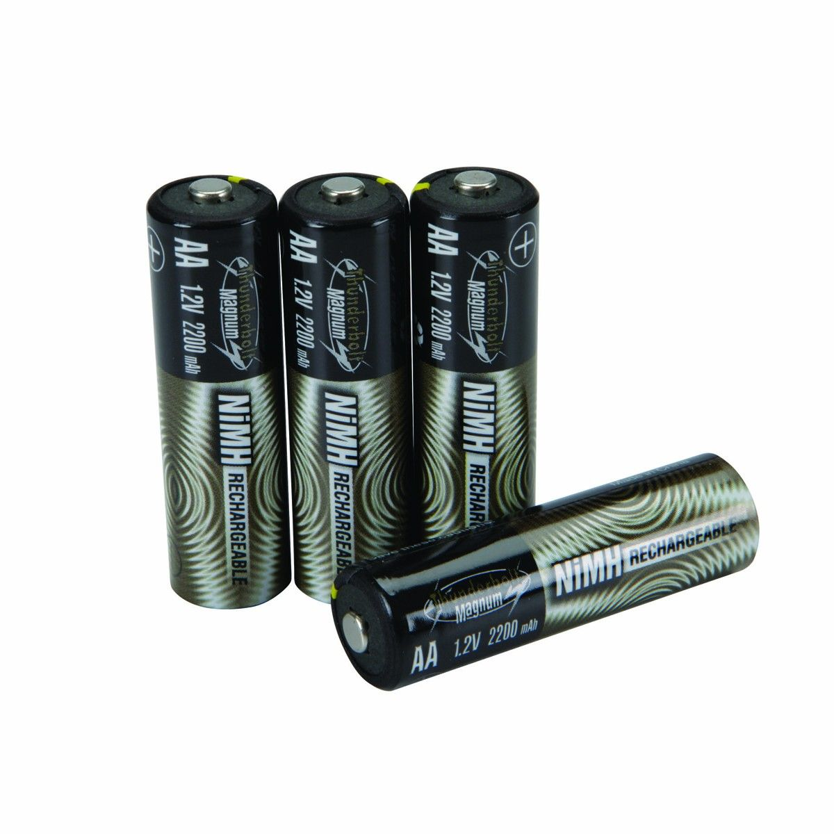 Aa High Capacity Nimh Rechargeable Batteries 4 Pk Nimh Charger Accessories Rechargeable Batteries