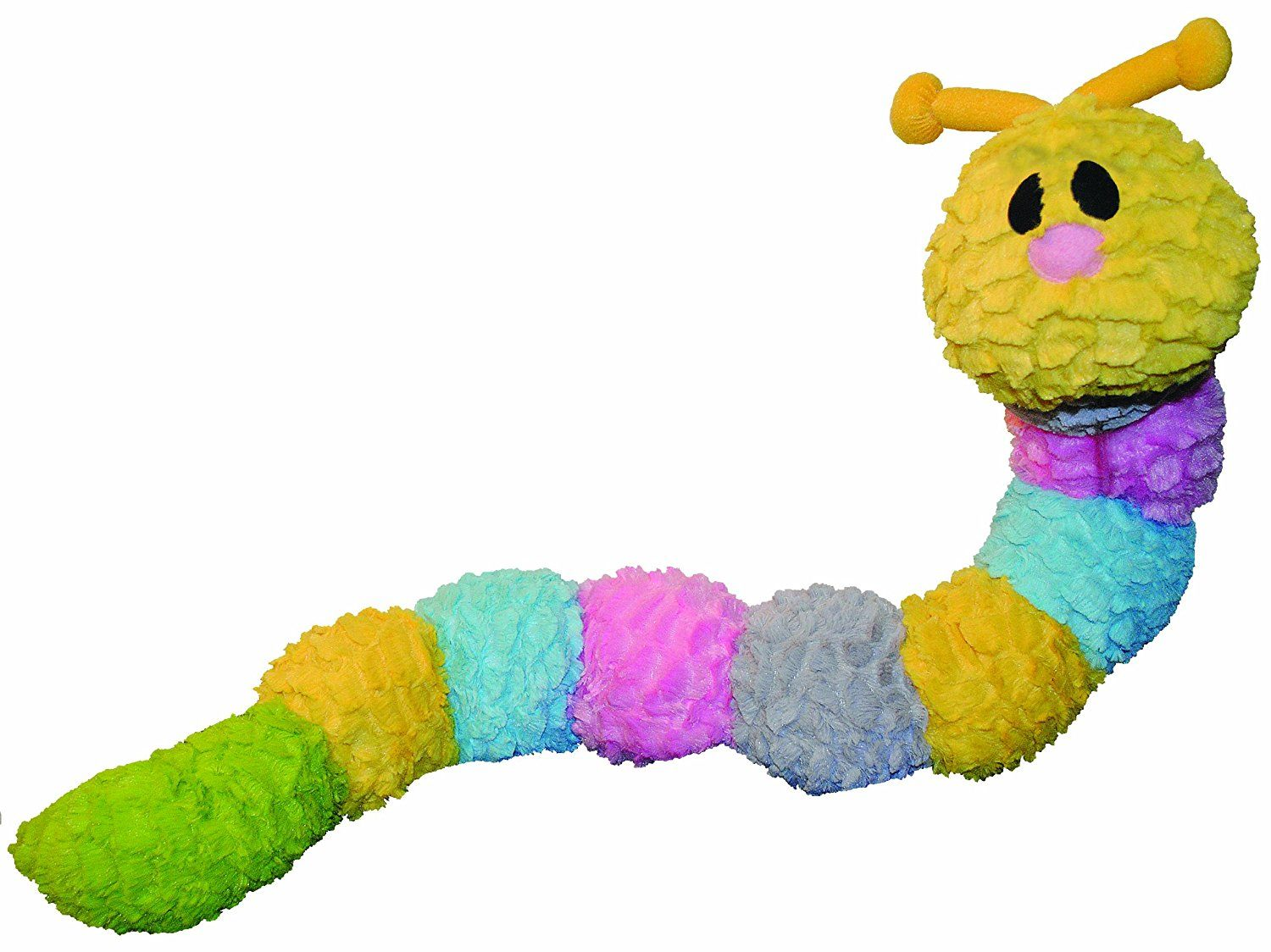 35 Caterpillar Dog Toy From Patchwork New And Awesome Dog