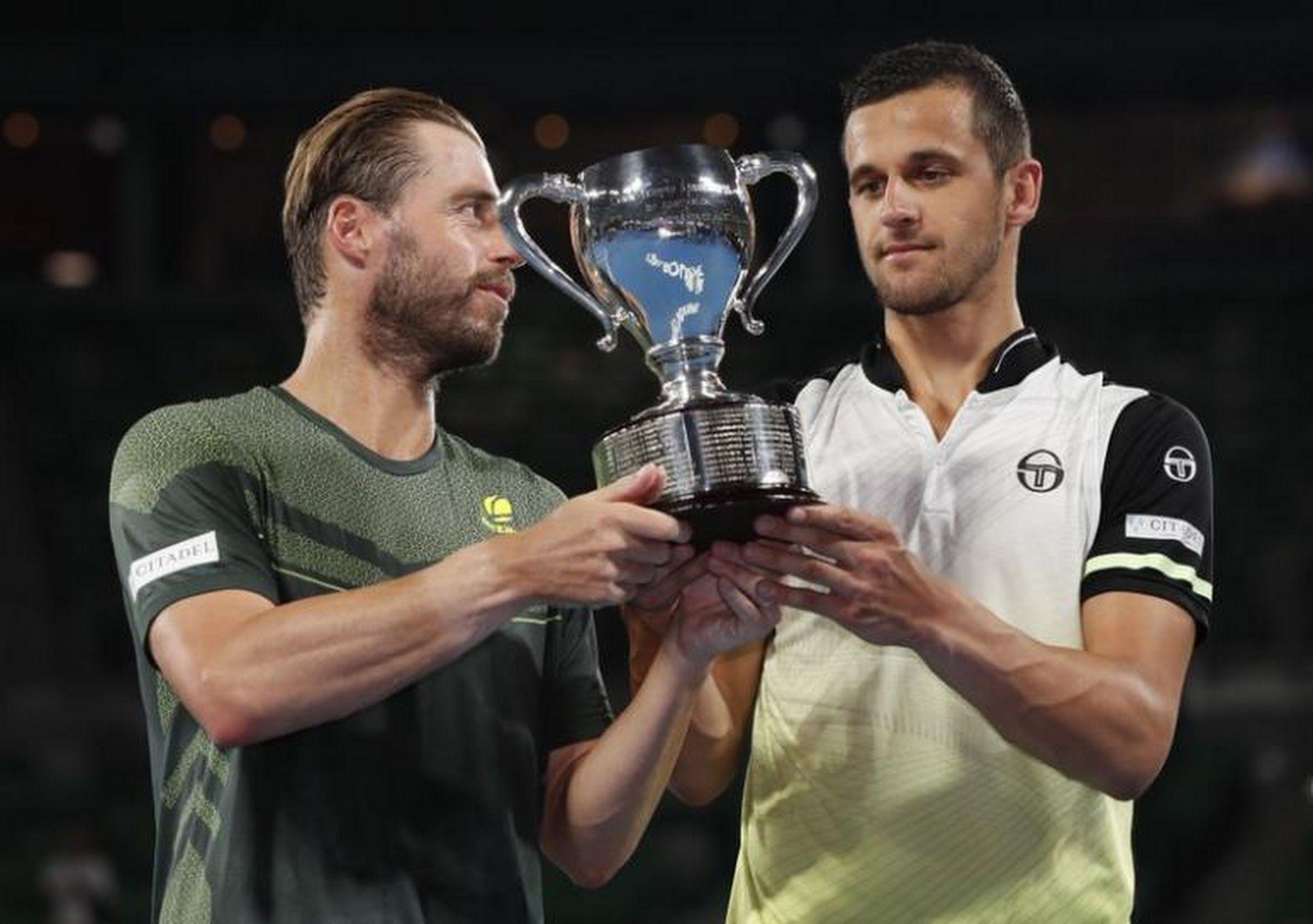 Marach, Pavic claim Australian Open men's doubles crown