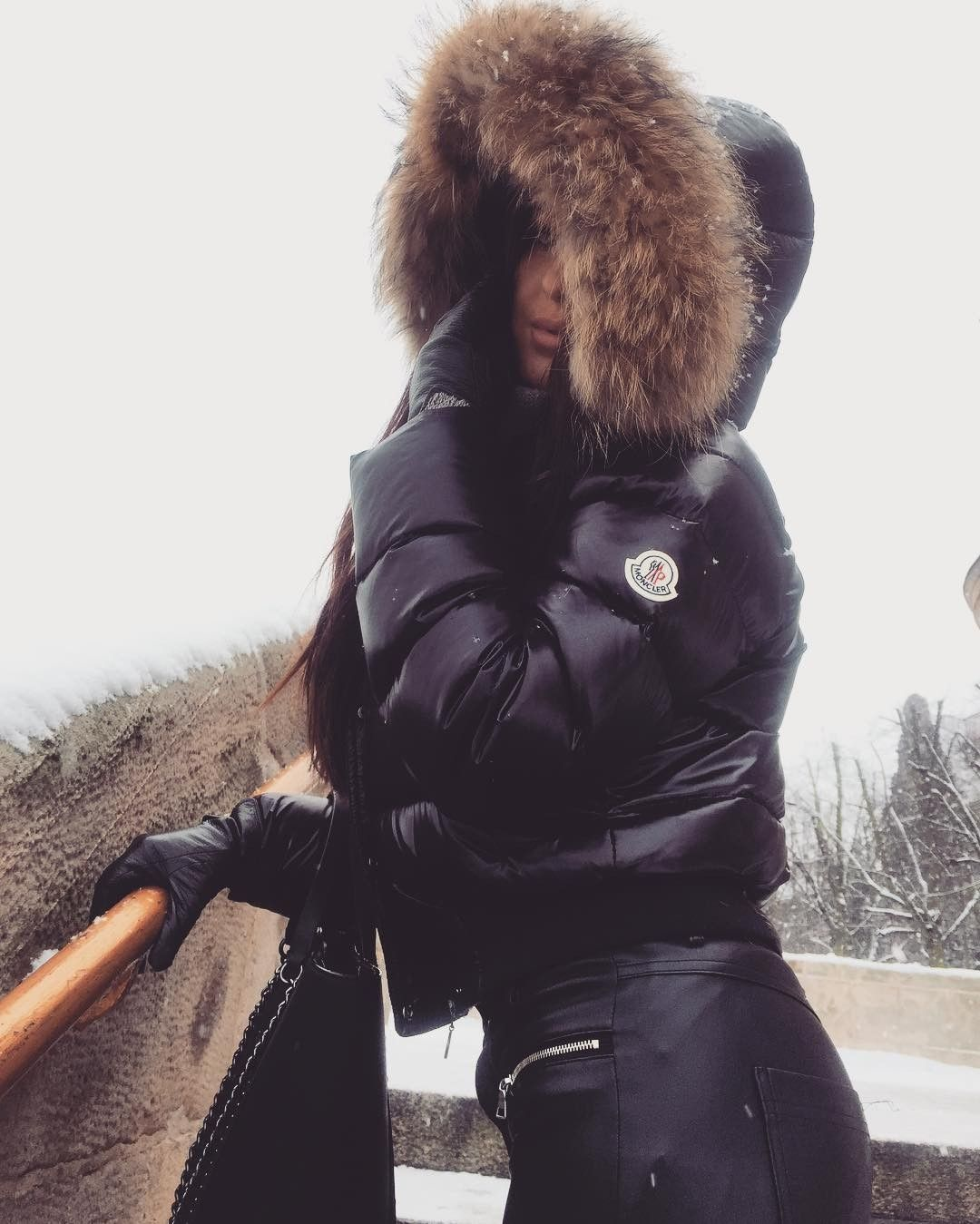 fred perry wintermantel damen