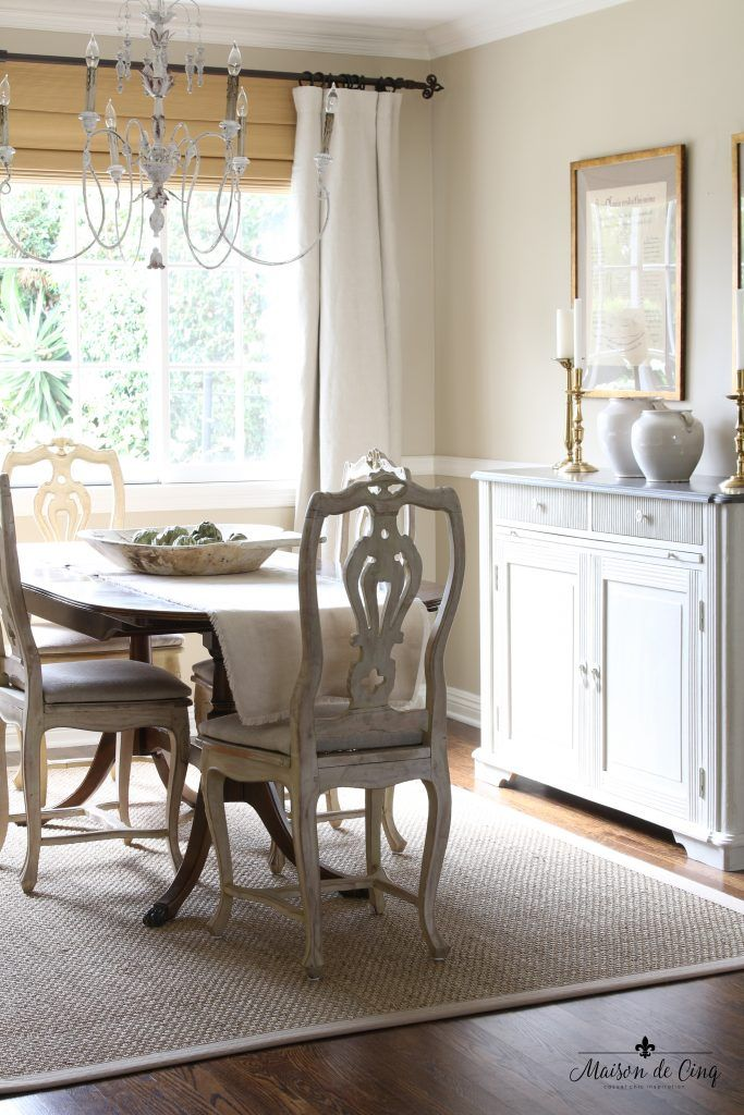 Best Restoration Hardware Style Farmhouse Dining Tables For Less And