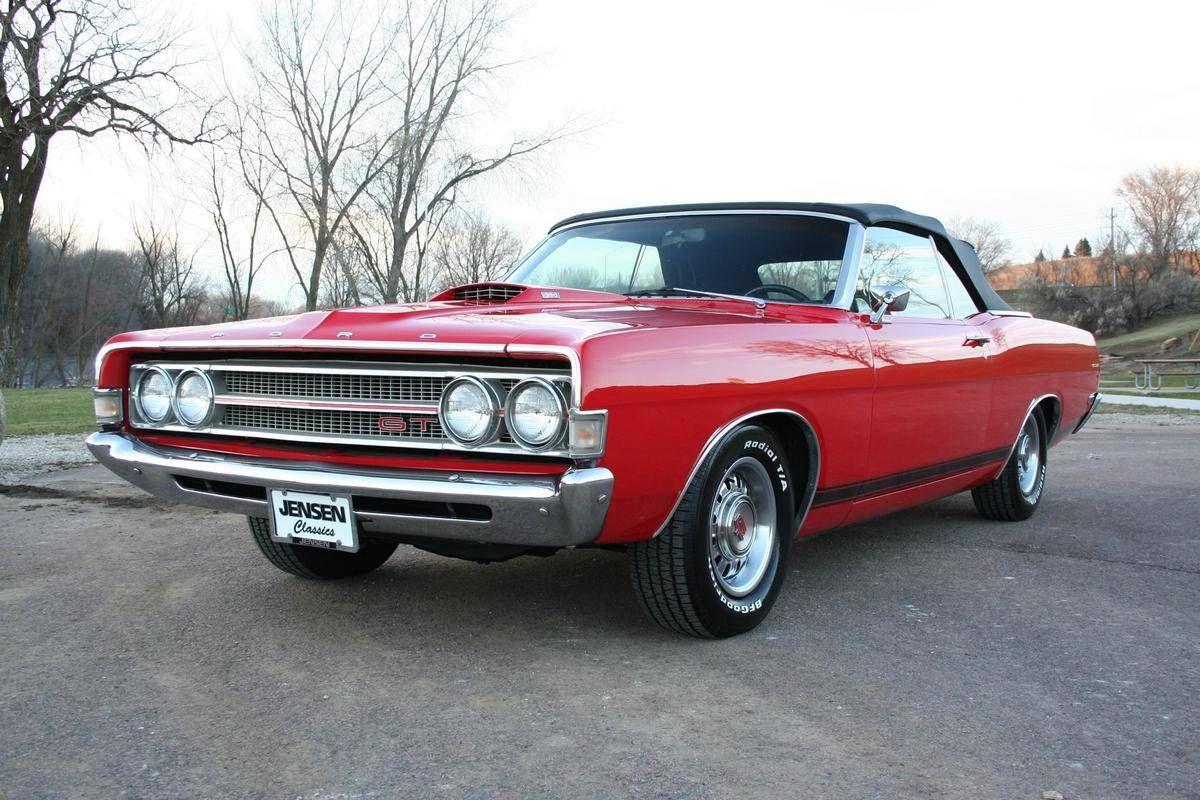 1969 Ford Torino Gt For Sale 1799001 Hemmings Motor News Ford