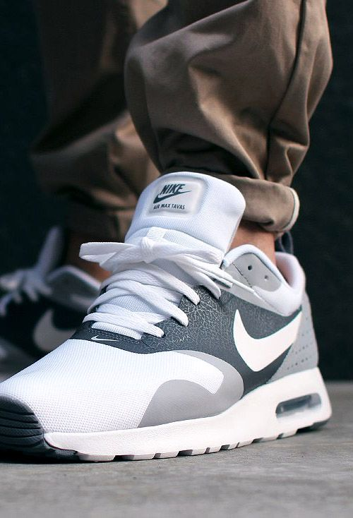 wholesale dealer f6b43 37e42 NIKE Air Max Tavas Details | Raddest Men's Fashion Looks On The Internet…