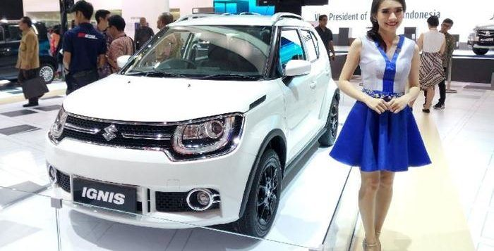 Harga Suzuki Ignis Indonesia 2017 Mulai Rp 139 Juta Mobil Baru