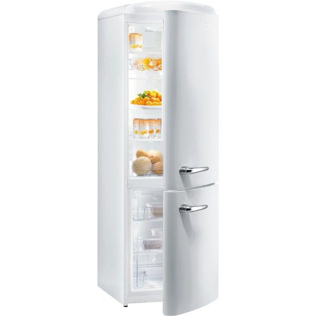 Gorenje RK60359OW-L Fridge Freezer Retro Left Hinged