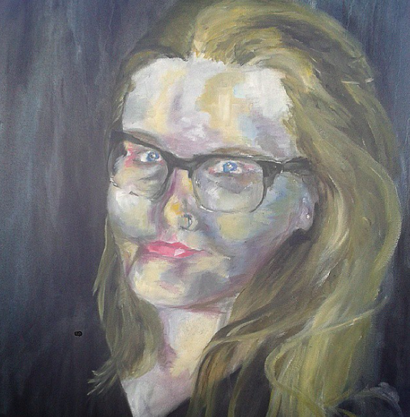 2015 oil painting