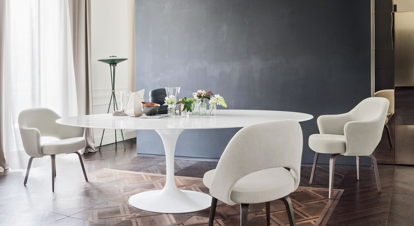 Tavolo Tulip Knoll.Saarinen Knoll International Tables Nel 2019 Tavoli Da