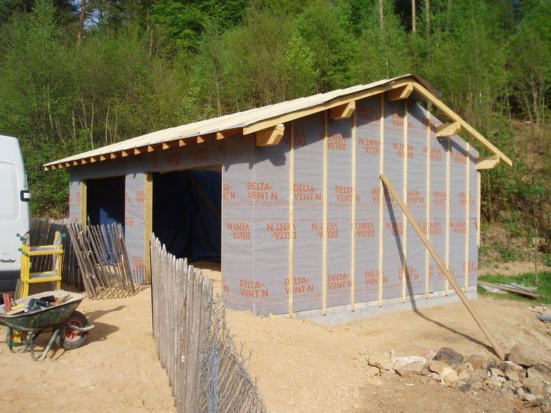 Fabriquer Son Garage En Bois Comment Construire Un Parpaing Construction D Hangar Davidreed Co En 2020 Garage Bois Comment Construire Une Maison Maison Bois