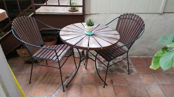Patio Table And Chairs Patio Table Outdoor Furniture Outdoor Tables