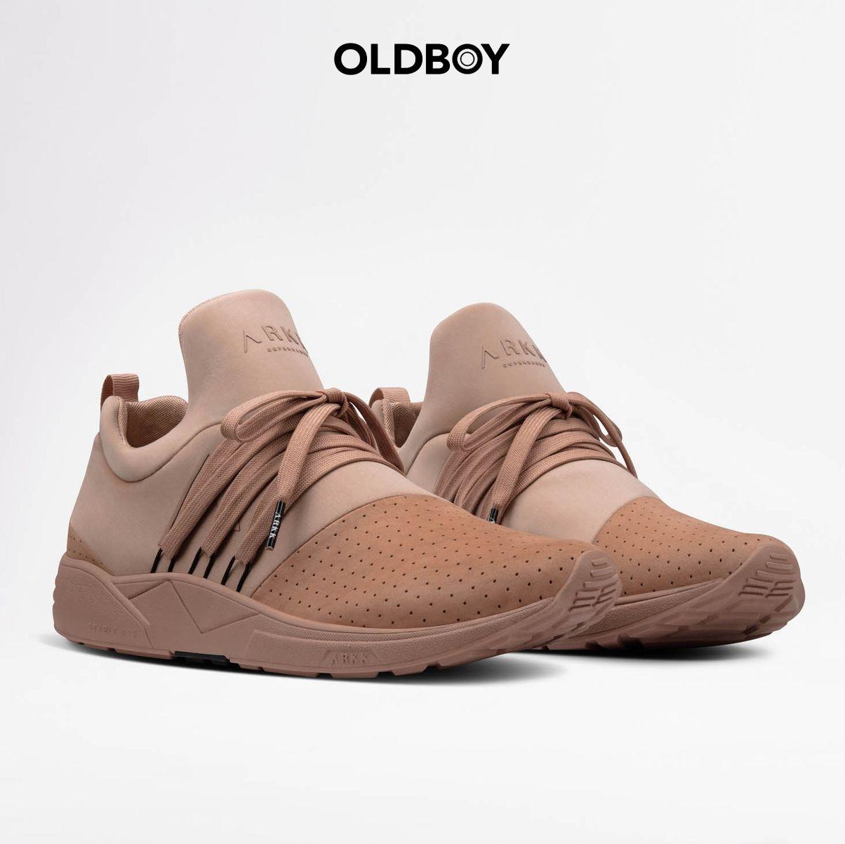 Corbeau-e15 Nubuck - Chaussures De Sport Pour Les Hommes / Beige Arkk Copenhague yEAEwq7TzE