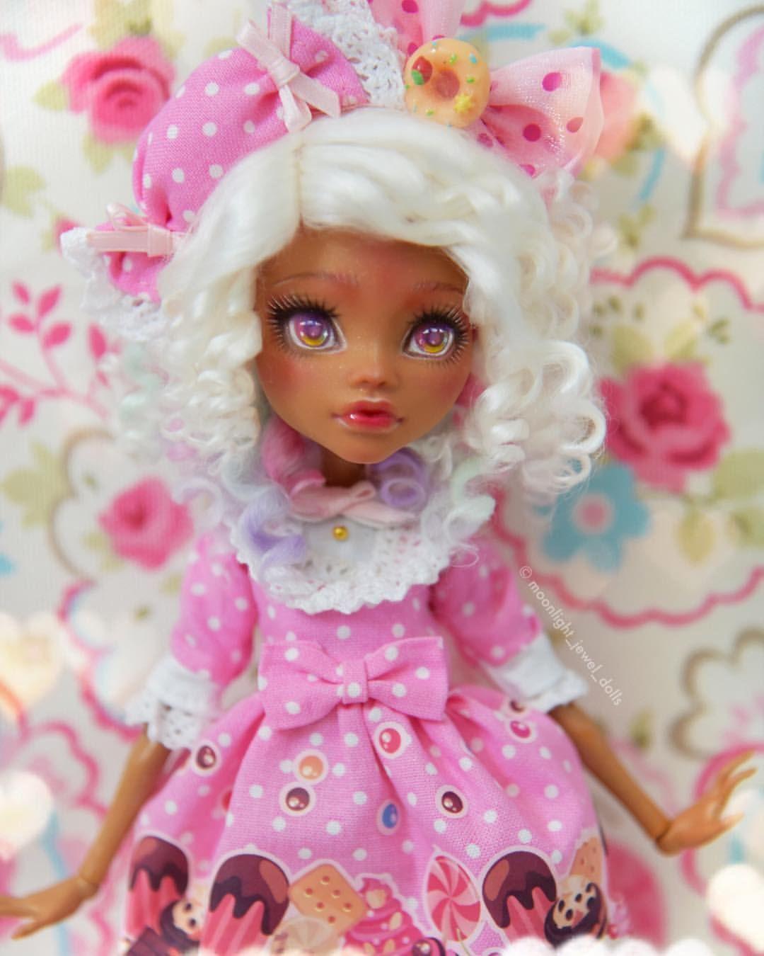Dolllllssssss all monster high dolls custom monster