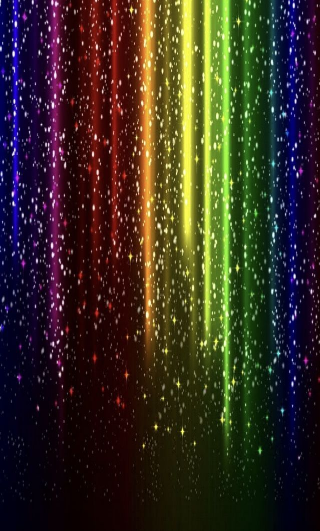 Pin By L T On Wp Glitter With Images Rainbow Wallpaper
