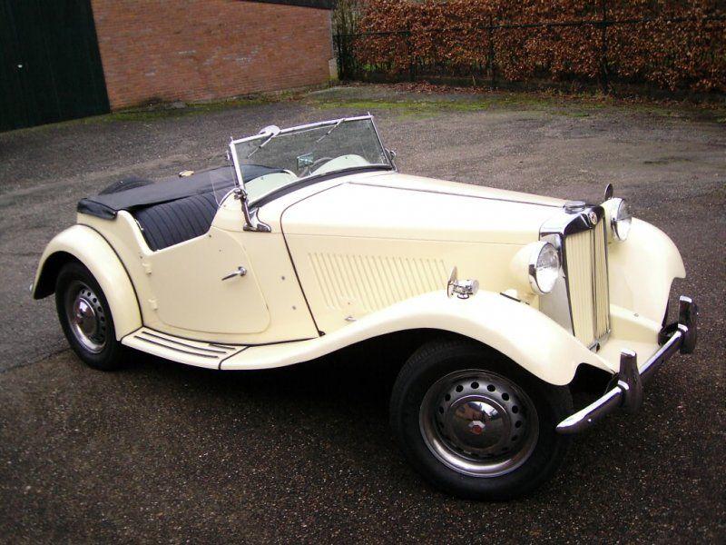1952 Oldsmobile for Sale | 1952 MG TD for sale - Classic car ad ...