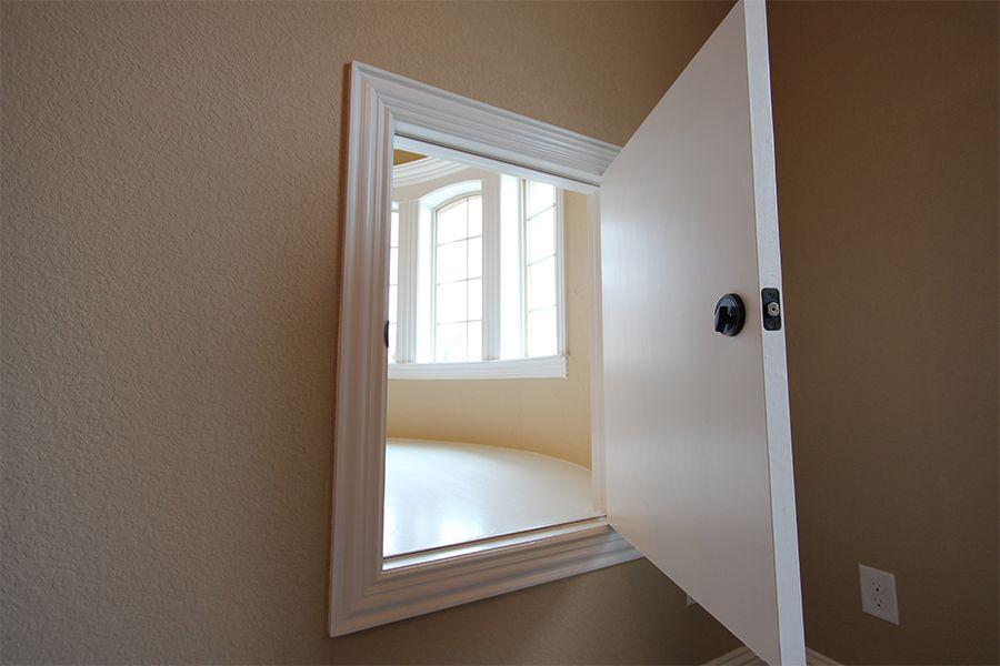 Door to Window Nook