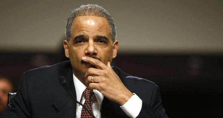 Demand attorney general eric holders resignation with