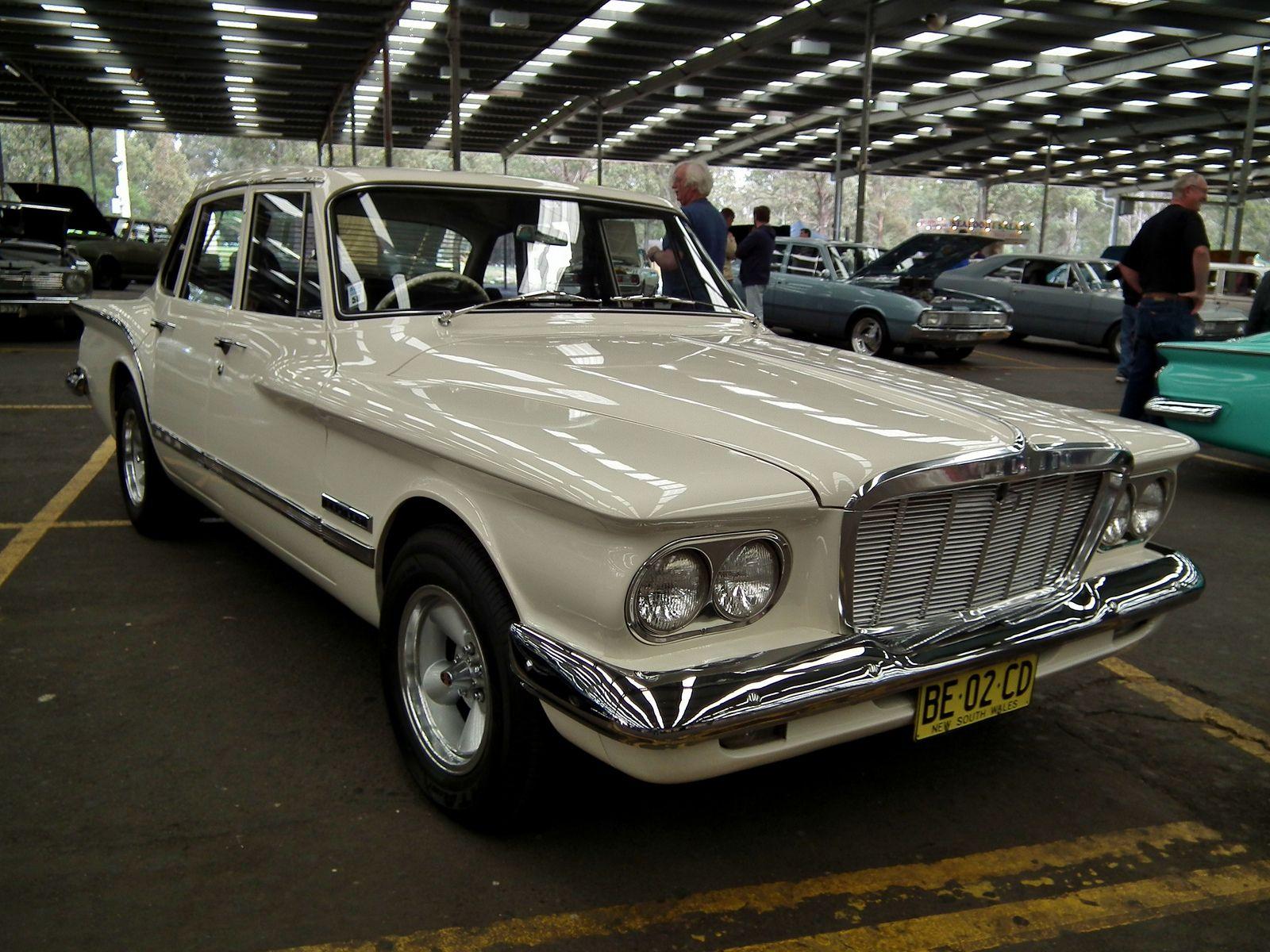 1962 chrysler valiant sv1 series