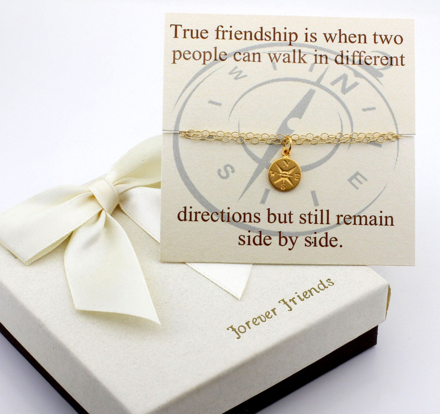 New in our shop! 20% OFF Gold compass bracelet. Personalized compass ...