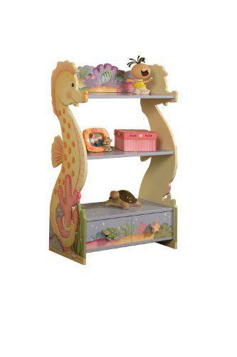 Teamson Kids Bookshelf Bookcase