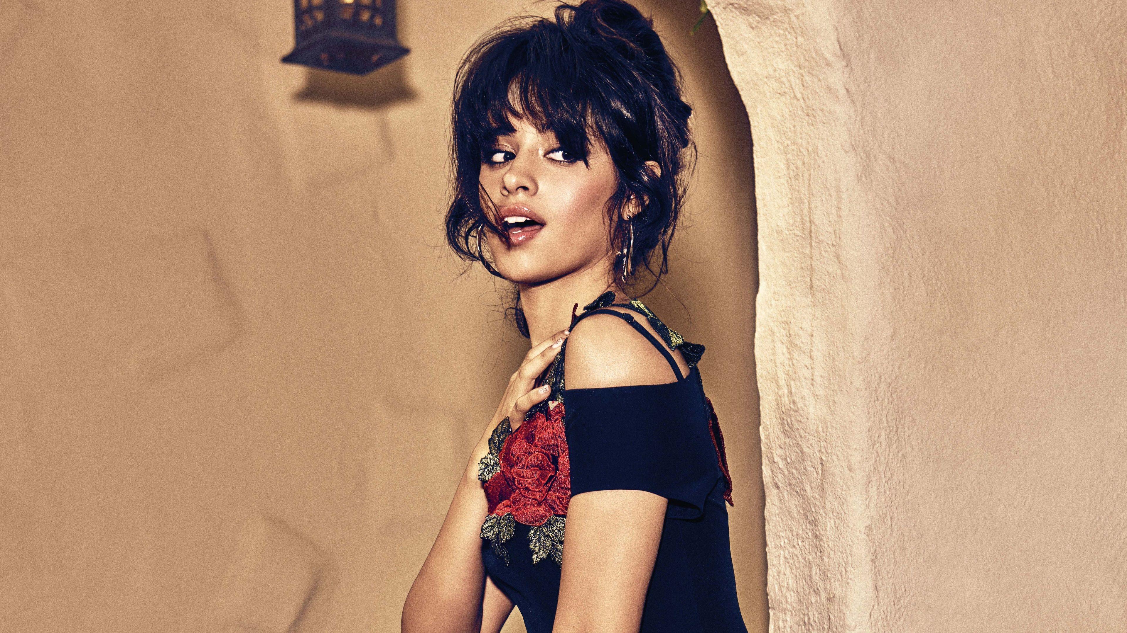 3840x2160 Camila Cabello 4k Pc Desktop Wallpaper Hd Camila Cabello This Love Lyrics Celebrities