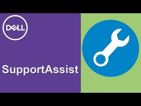 Watch and learn how to use the Dell SupportAssist to monitor
