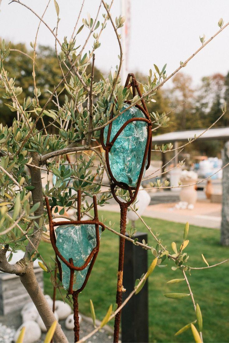 Gartendekoration Glasstein Dayan Garten  Und Landschaftsbau I Naturstein I  Weg I Platten I Mauer I