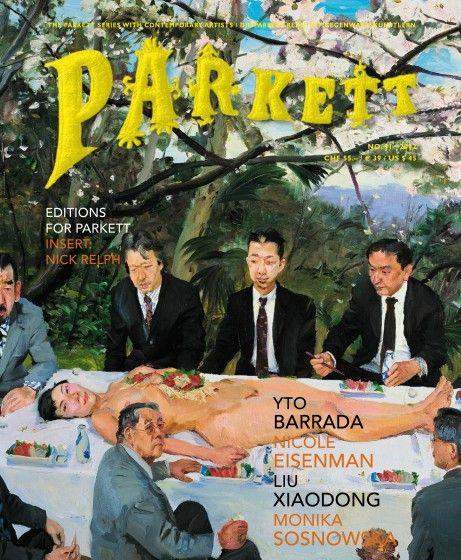 Parkett magazine