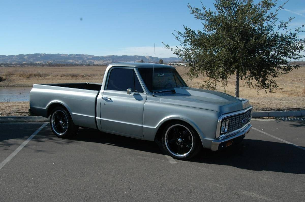 1969 chevy truck short bed