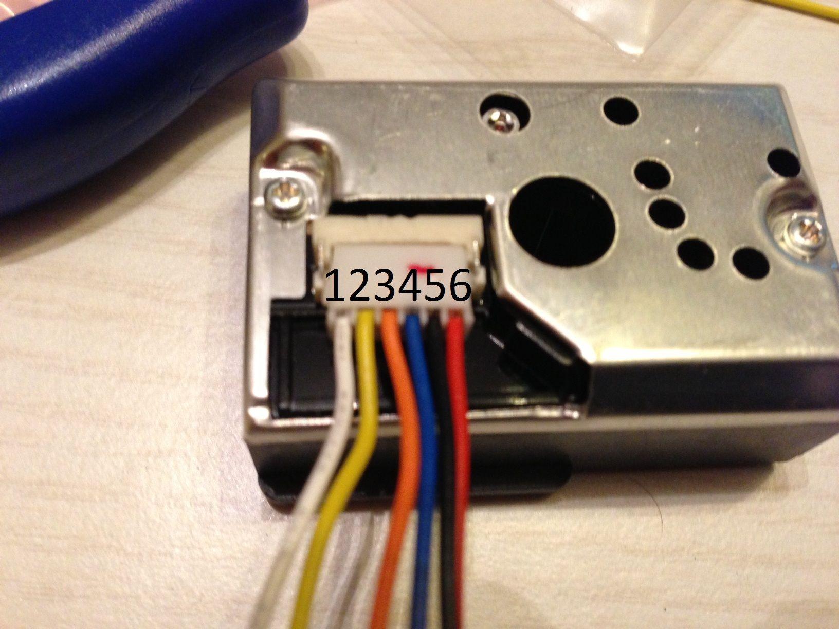 Standalone Sharp Dust Sensor Arduino Tutorials
