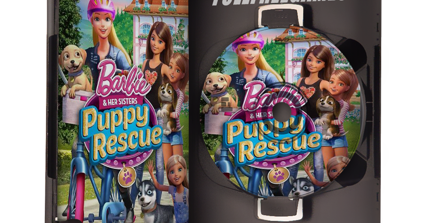 Barbie and Her Sister Puppy Rescue Direct Download PC Game