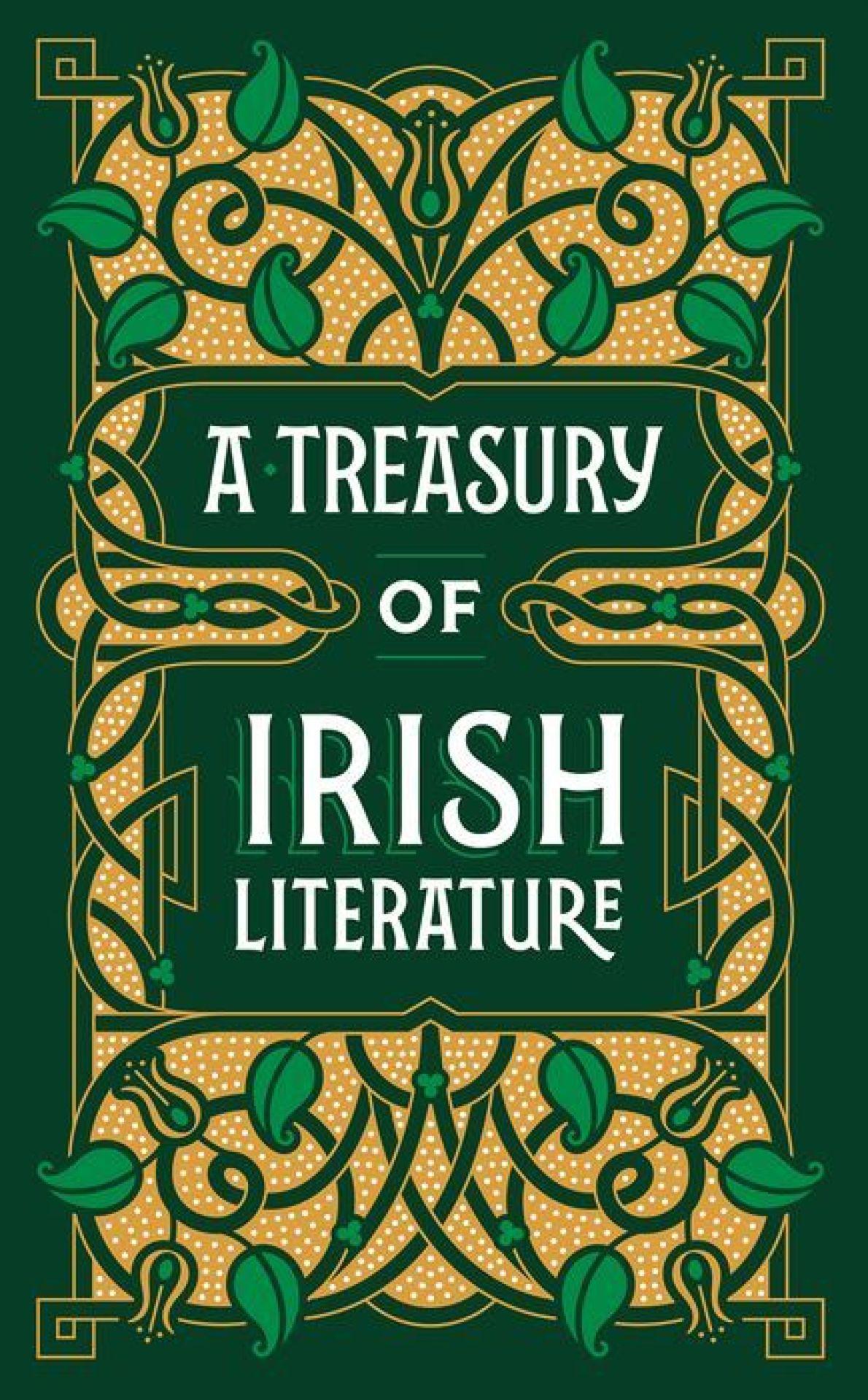 A treasury of irish literature 07282017 isbn