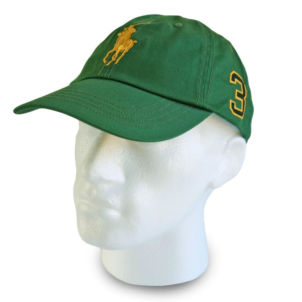 4626b61e Polo Ralph Lauren Big Pony Baseball Cap Hat Dark Green Men Women Special  Price | Boys outfits | Pinterest | Ralph lauren, Polos and Ponies