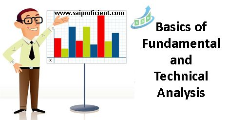 Basics of Fundamental and Technical Analysis:: Different traders follow many methods for trading in the share market. Some use fundamental analysis and other use technical analysis. In fundamental analysis the value of the company is determined by its quarter results as well as with the help of some ratios like P/E ratio. The complete worth of the company is determined and it is decided whether the company is worth of investment........