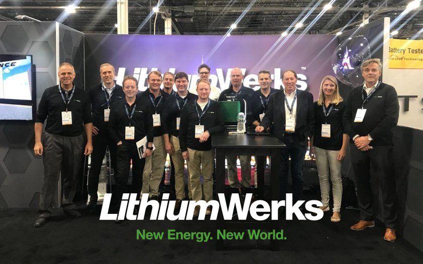 be05c1a556d Media Tweets by Lithium Werks ( LithiumWerks)
