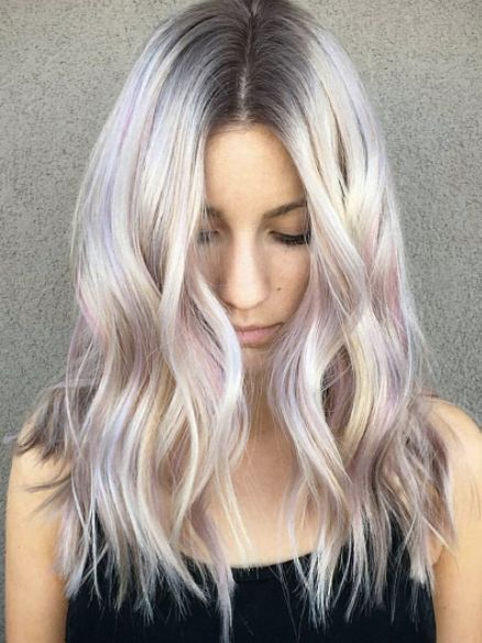 These Are The Top It Girl Approved Hair Color Trends In